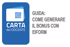 Carta del Docente - Guida - Tutorial